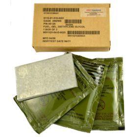 MilPack Gel Fuel 3-pack