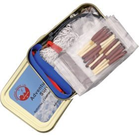 Best Glide Adventurer Pocket Survival Tin