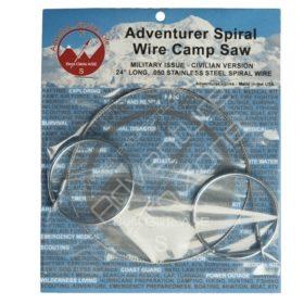 Best Glide Spiral Wire Camp Saw
