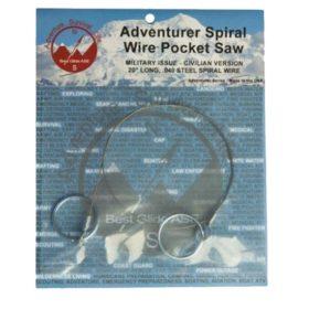 Best Glide Spiral Wire Pocket Saw
