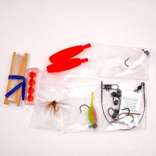 Best Glide Basic Emergency Survival Fishing Kit