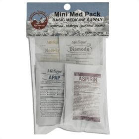 Best Glide Mini Medical Pack