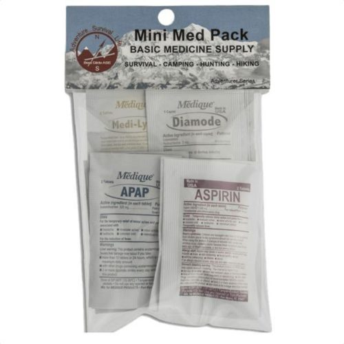 Best Glide Mini Medical Pack