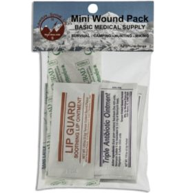 Best Glide Mini Wound Pack
