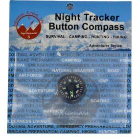 Best Glide Night Tracker Button Compass