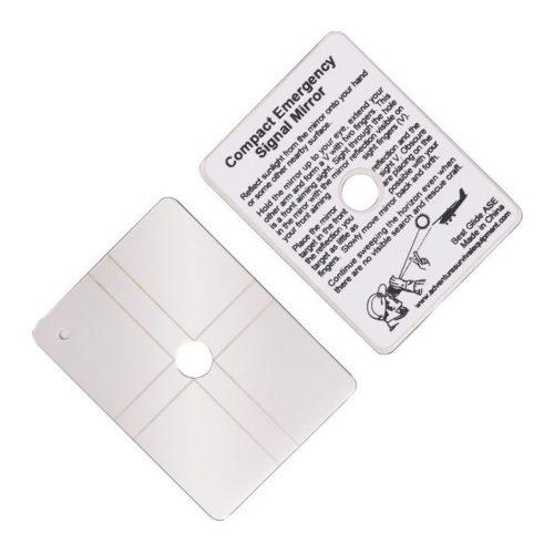 Best Glide Compact Emergency Signal Mirror
