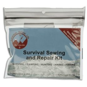 Best Glide Adventurer Survival Sewing Repair Kit