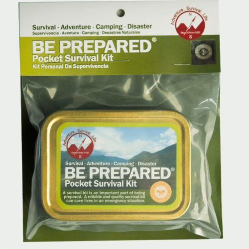 Best Glide Pocket Survival Kit