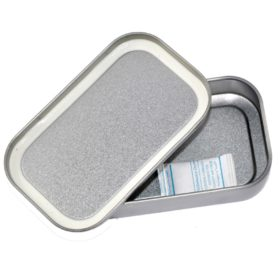 Small Survival Kit Tin