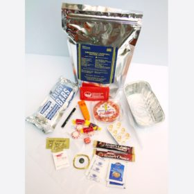 U.S. Basic Emergency Ration Pack