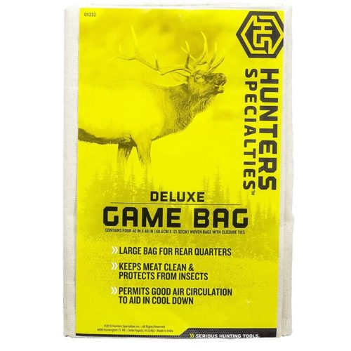 Hunters Specialties Deluxe Game Bag