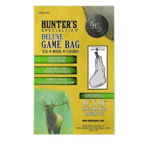 Hunters Specialties Deluxe Game Bag