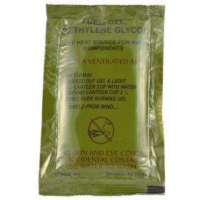 MilPack Gel Fuel