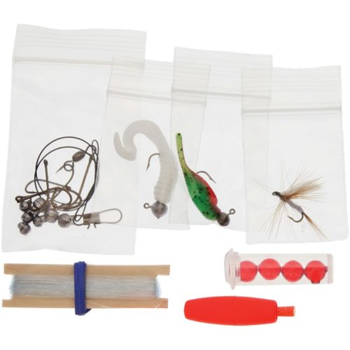Best Glide Compact Emergency Survival Fishing Kit
