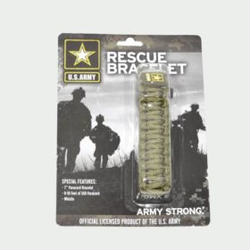 U.S. Army Rescue Bracelet