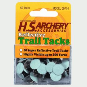 Reflective Trail Tacks