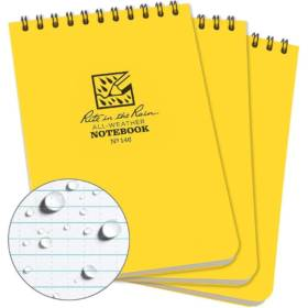 All-Weather Top Spiral Notebook 146