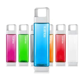 Tritan Square Bottle by Clean Bottle