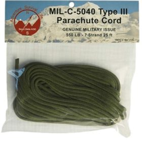 Military Parachute Cord type-3