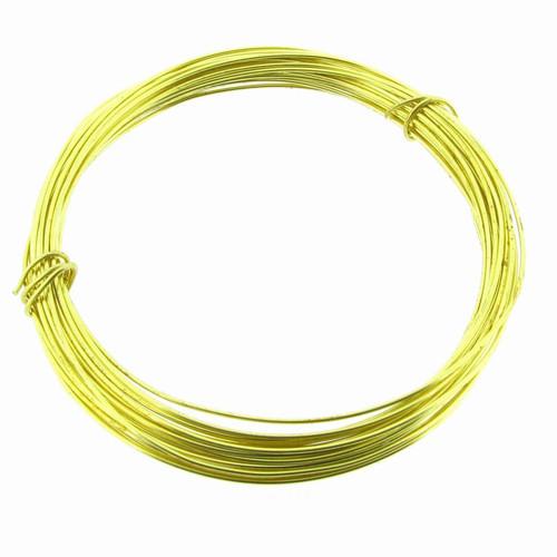 Brass Snare Wire 20 GA - Adventure Pro Zone