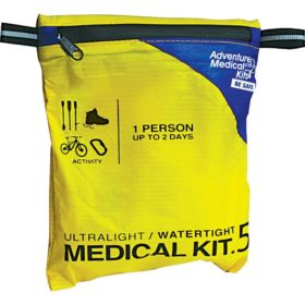 Ultralight / Watertight Medical Kit .5 first aid kit