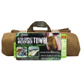 Tactical Microfiber Towel, Ultra Compact, X-Large