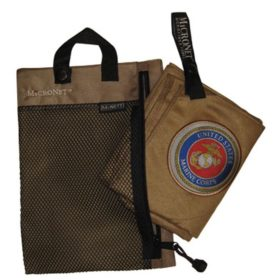 Microfiber Towel with USMC Logo
