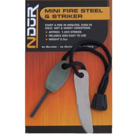 NDuR Fire Steel & Striker Mini