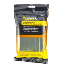 NDuR Emergency Survival Blanket