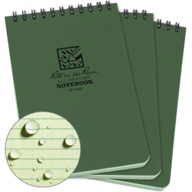 All-Weather Tactical Notebook 946, 4x6 inch
