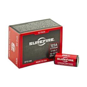 Surefire 123A Battery