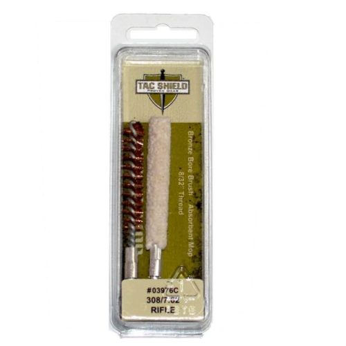 Tac Shield Rifle Bore Brush & Mop