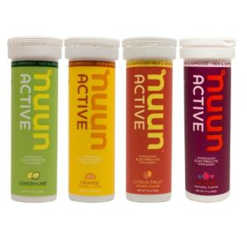 nuun Electrolyte Enhanced tabs