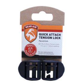 Quick Attach Tension Lock