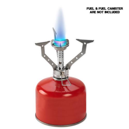 NDuR lightweight compact stove