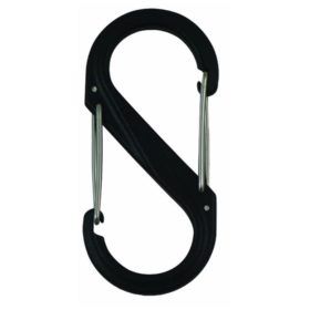 S-Biner Double Gated Plastic Carabiner Size #8