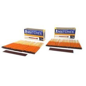 UCO Matches, Stormproof, 2-Pack