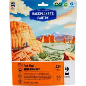 Backpacker's Pantry Pad Thai - 2 Servings