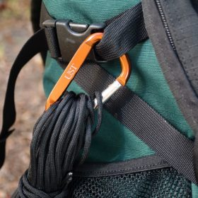 UST Carabiner 8cm 2-pack