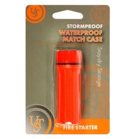 UST Waterproof Match Case