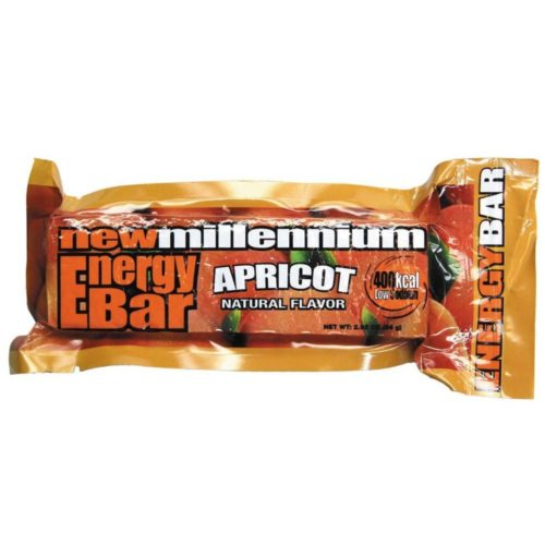 S.O.S. New Millennium Energy Bar Apricot
