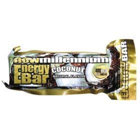 S.O.S. New Millennium Energy Bar Coconut