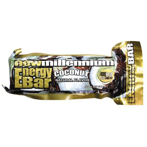 S.O.S. New Millennium Energy Bar Coconut