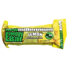 S.O.S. New Millennium Energy Bar Lemon