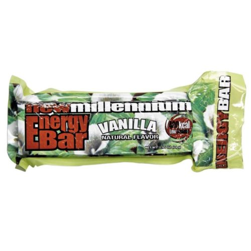 S.O.S. New Millennium Energy Bar Vanila