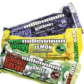 S.O.S. New Millennium Energy Bar