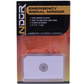 NDuR Emergency Signal Mirror
