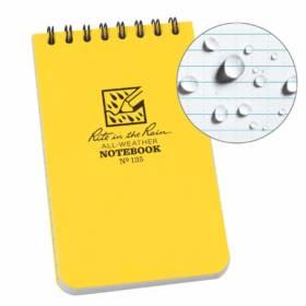 All-Weather Top Spiral Notebook 135