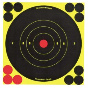 Shoot-N-C 6-Inch Bull's-Eye Target