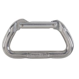 Omega Pacific Standard D Bright Carabiner Part # OPD6
